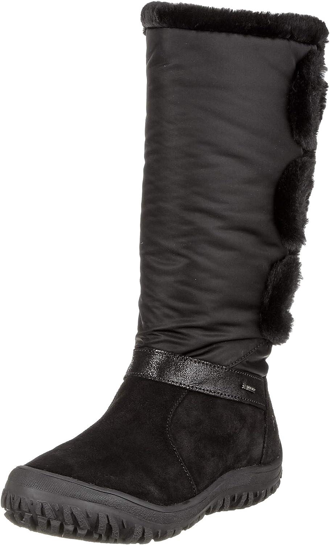 Primigi Women's Pog GTX 24374 Snow Boots, Black Nero Nero 00, 4.5 UK