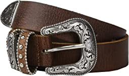 Nocona Triple Loops Belt (Little Kids/Big Kids)