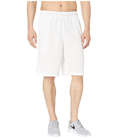 Nike Dry Icon Shorts (White/White/Black) Men