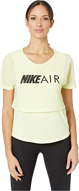 Air Top Short Sleeve Graphic