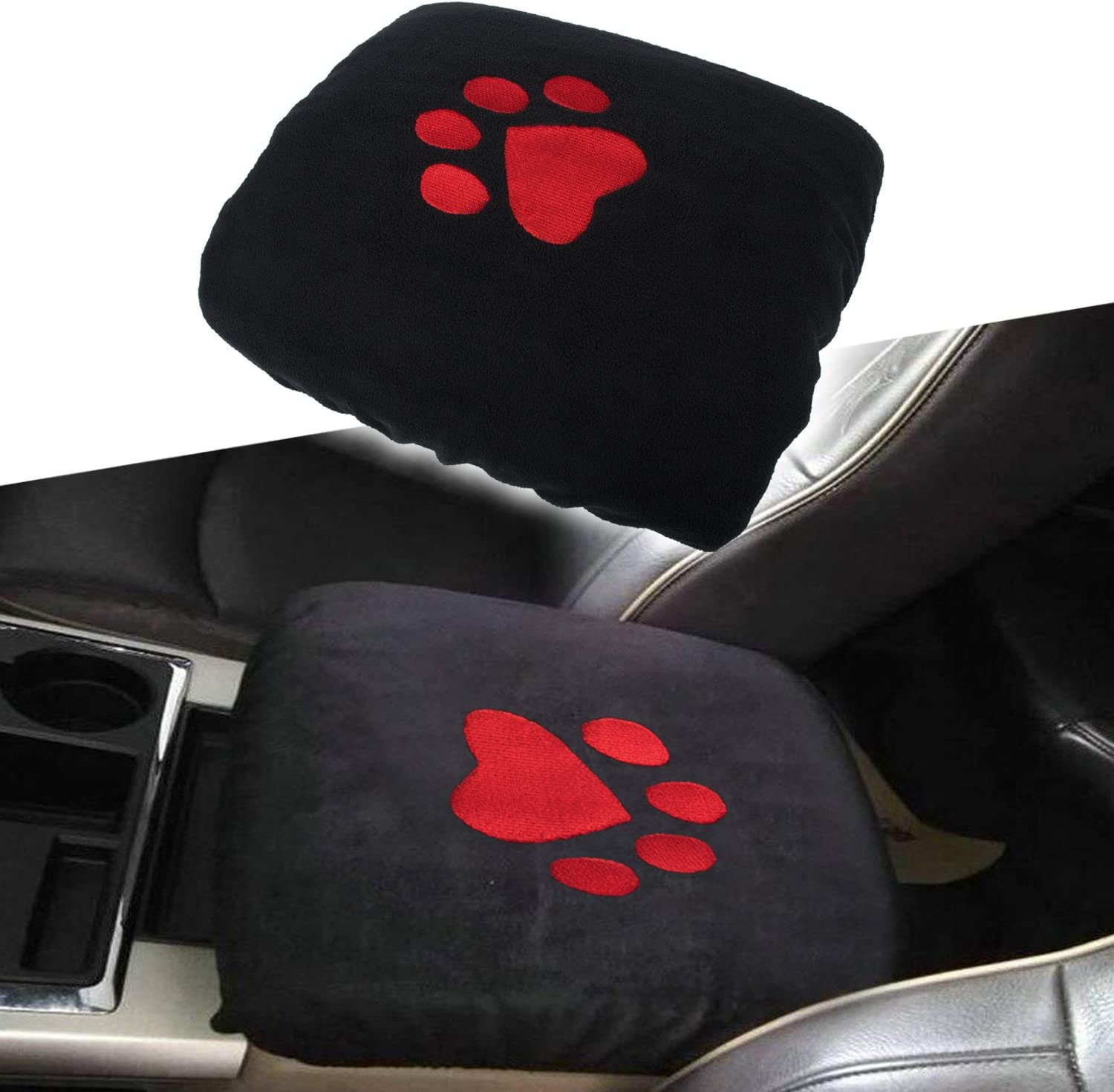 Center Console Armrest Pad Cover Max 63% OFF Dodge Fit for Protector Ranking TOP19 Cushion