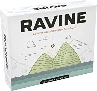 Ravine: A Crafty and Cooperative Card Game