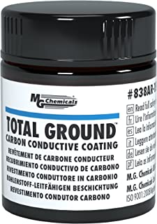 MG Chemicals 838AR-15ML Carbon Print (Conductive Paint) , 12 mL