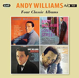 Four Classic Albums y Williams/Lonely St/Moon River & Other Great Movie Themes/Warm & Willing