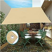 PENGFEI schaduwdoek Sunblock schaduwnet, zoom encryptie zonwering netten met oog, outdoor balkon isolatie ventilatiedoeke...