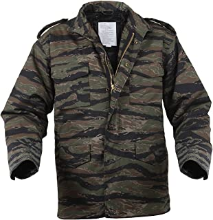 Rothco M-65 Field Jacket With Liner - TIGER STRIPE