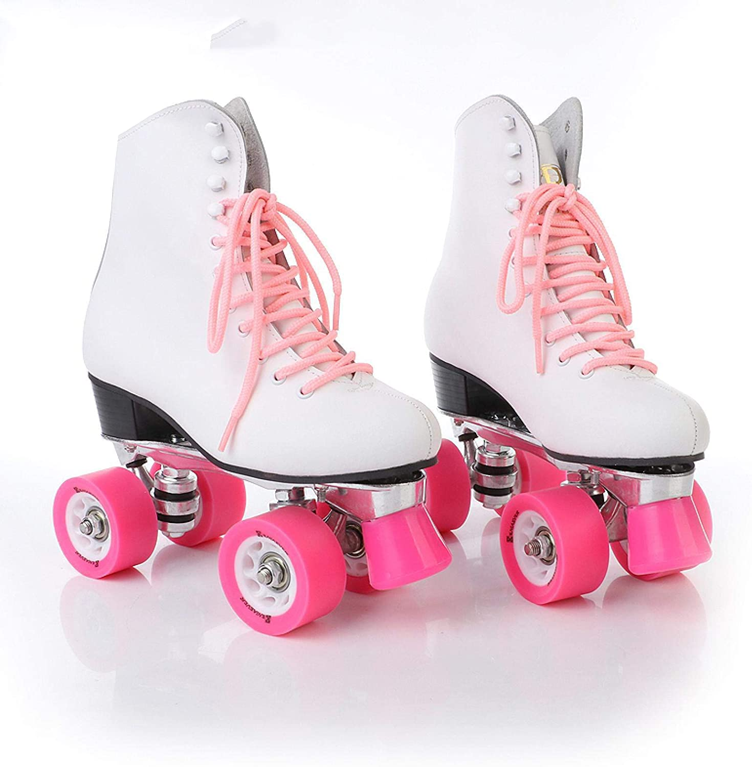 Cheap mail order sales Movement specialty shop Double Row Roller Skates Out and Indoor 4