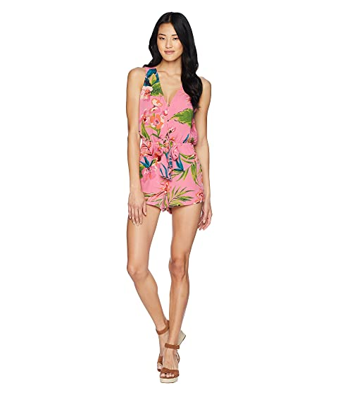 Cheap Sale Exclusive Sale Pictures Billabong Summer Solstice Romper Guava Buy Cheap Very Cheap jFiwx6