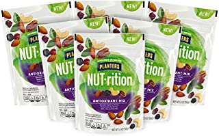 Planters NUT-rition Antioxidant Mix Bag, 5.5 Ounce (Pack of 6)