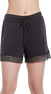 Jones New York Women's Sleepwear Pajama Shorts Soft Comfortable Lightweight PJ Shorts for Women