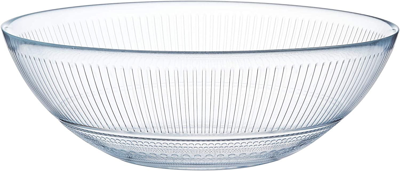 6 St/ück Glas Luminarc ARC L6350 Louison Dessertteller 19cm transparent