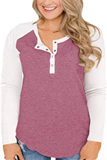 raglan sleeve plus size tops