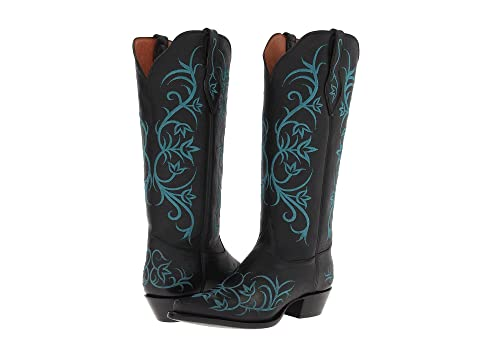 Tony Lama Signature Series Embroidered Floral Boot LyR6WhBL9