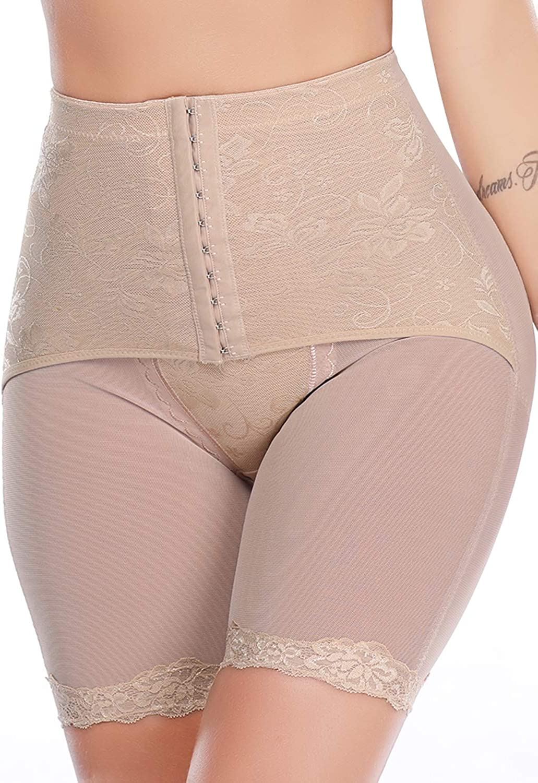 Vaslanda Womens Firm Tummy Popular products Control Shaper Butt Shorts Hig Popularity Lifter