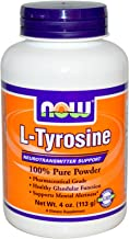 NOW Foods L-Tyrosine Powder – 113g Estimated Price : £ 23,02