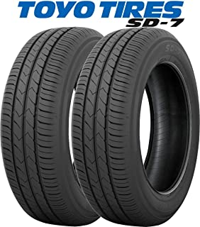 【2本セット】 トーヨー(TOYO)   低燃費タイヤ SD-7 195/65R15 91H  新品2本