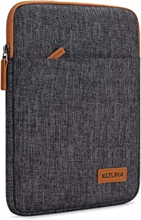 KIZUNA 8 Inch Tablet Sleeve Case Shockproof Water-Resistant Bag for 7.9