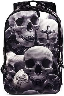 School Backpack 22L Bookbag Bag High Middle Backpacks for Men Women Boy Girls