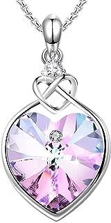 Best girls valentines necklace Reviews