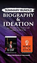 Summary Bundle: Biography & Ideation - Readtrepreneur Publishing: Includes Summary of Let Trump Be Trump & Summary of Made to Stick