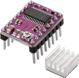 AZDelivery DRV8825 modulo Controlador de Motor Paso a Paso con disipador de Calor, por Ejemplo, para RAMPS 1.4, CNC Shield, Impresora 3D, Prusa Mendel