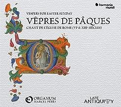 Chant De L'eglise De Rome : Vepres Du Jour De Paques