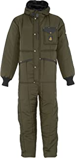 95f43e549b54 RefrigiWear Men s Iron-Tuff Insulated Coveralls with Hood -50 Extreme Cold  Suit