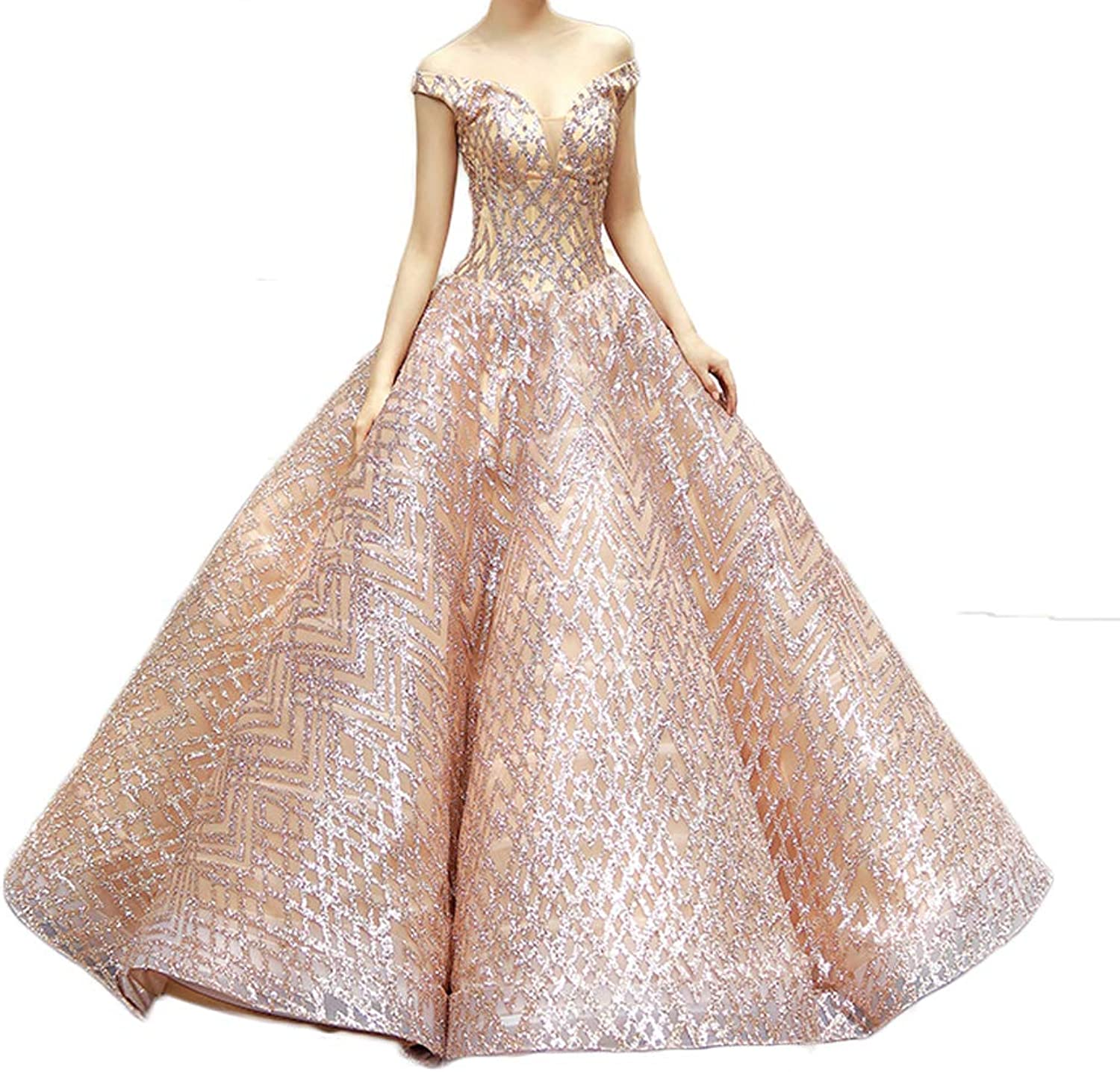 Blacktiedress Luxury Quinceanera Evening Dresses 16 Ball Gowns Pageant Dresses