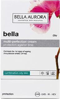 BELLA AURORA Bella Crema Facial Día Hidratante Mujer Anti-Edad para Piel Mixta o Grasa Tratamiento para la Cara Anti-Manch...