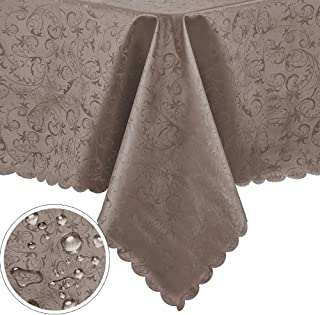 Best fabric oval tablecloth Reviews
