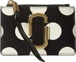 The Dot Snapshot Top Zip Multi Wallet