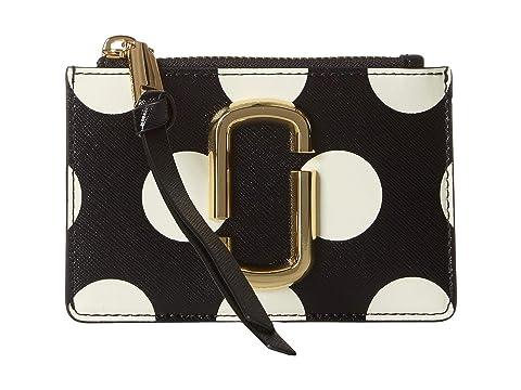 Marc Jacobs The Dot Snapshot Top Zip Multi Wallet