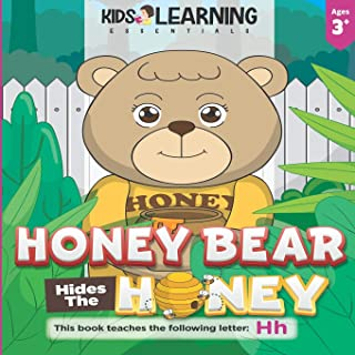 Honey Bear Hides The Honey: Who took the honey pot, Honey Bear? Where can it be? Find out how Mother Bear finds who took t...