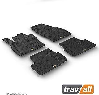 Travall Mats Gummifußmatten Kompatibel Mit SEAT Arona und Ibiza (Ab 2017) TRM1306   Allwettermatten Nach Maß Fussmatten Set