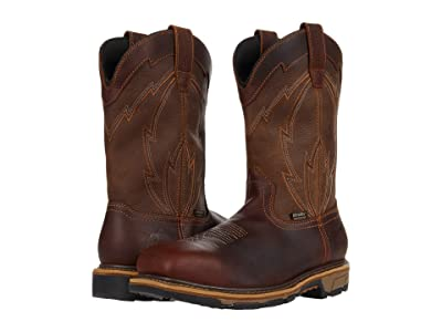 Irish Setter Marshall 83972 Non-Metallic Toe (Brown) Men