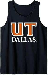 University of Texas at Dallas UT Dallas Comets NCAA RYLUTD06 Tank Top
