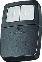 Clicker Klik1U Universal 2-Button Garage Door Opener Remote