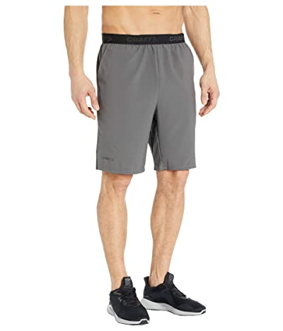 Craft Core Essence Relaxed Shorts (Granite) Men