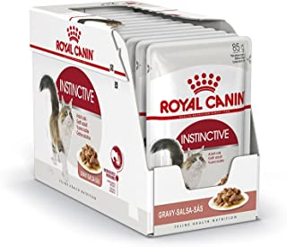 Royal Canin Wet Food Instinctive For Adult Cats (Pouches)