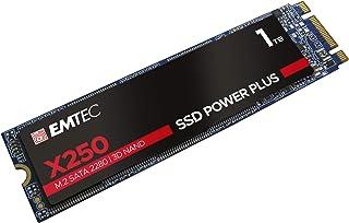 Emtec X250 M.2 SATA Power Plus SSD (1TB)