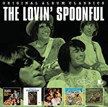 5cd Original Album Classics (Do You Believe In Magic\Daydream\Hums Of Th E Lovin' Spoonful\Everything Playing \Revelation: Revolution'69)