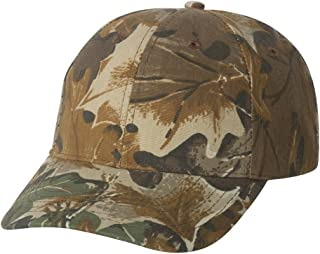Joe's USA - Realtree, Mossy Oak Camouflage Caps in 18 Hat Colors