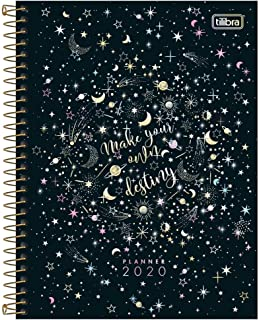Agenda Espiral Planner Magic M7 2020 Tilibra