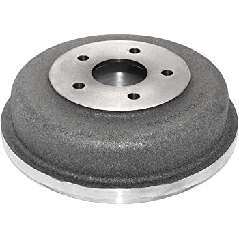 35114 Rear Brake Drum Pair of 2