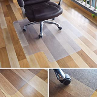 7afc04d342b YOUKADA Office Desk Chair Mat for Hard Wood Floor Chair Mat Floor PVC Clear  Protection Floor