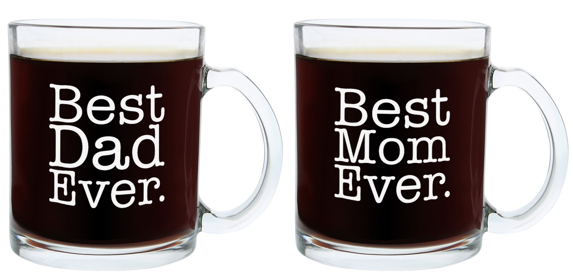 Christmas Gifts for Mom and Dad Best Ever Funny Fathers Day Gift Glass Coffee Mug Tea  sc 1 st  Amazon.com & Best Christmas Gift for Mom: Amazon.com