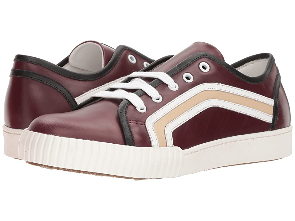 MARNI Side Stripe Sneaker (Wine) Men