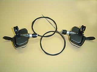 Shimano Manette de vitesse Alfine SL S503/8/voies 2100/mm Rap idfire Noir esls503210lll