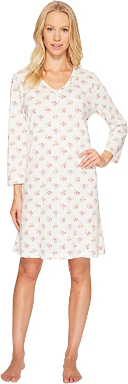Carole Hochman - 3/4 Sleeve Sleepshirt