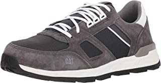Men's Woodward Steel Toe Work Shoe Construction